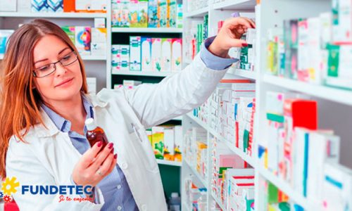 Auxiliar en Servicios Farmacéuticos